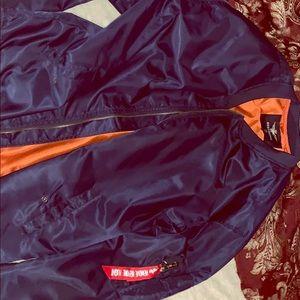 Men XL bomber jacket